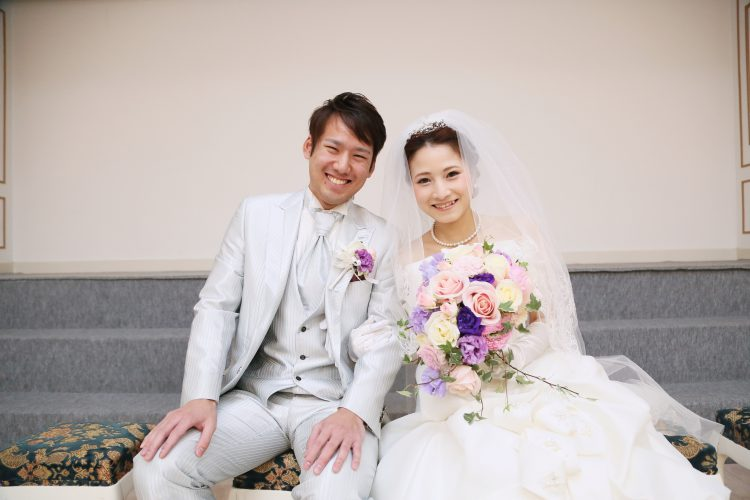 笑顔で楽しく、感動ある結婚式!