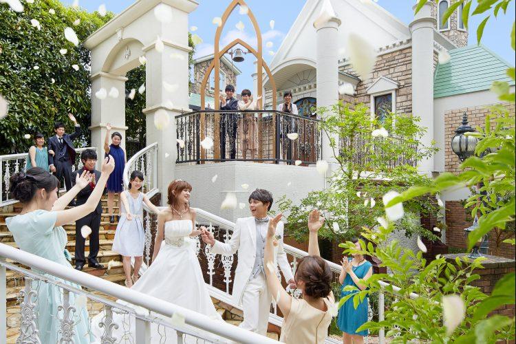 【クチコミで話題!】花嫁を魅了するチャペル×らせん階段見学会
